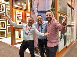 James with Gavin & Warren