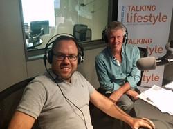 James Treble and Tim Webster