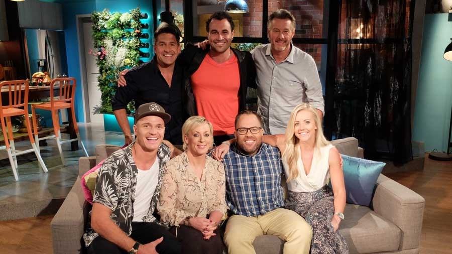 The Living Room, Channel Ten