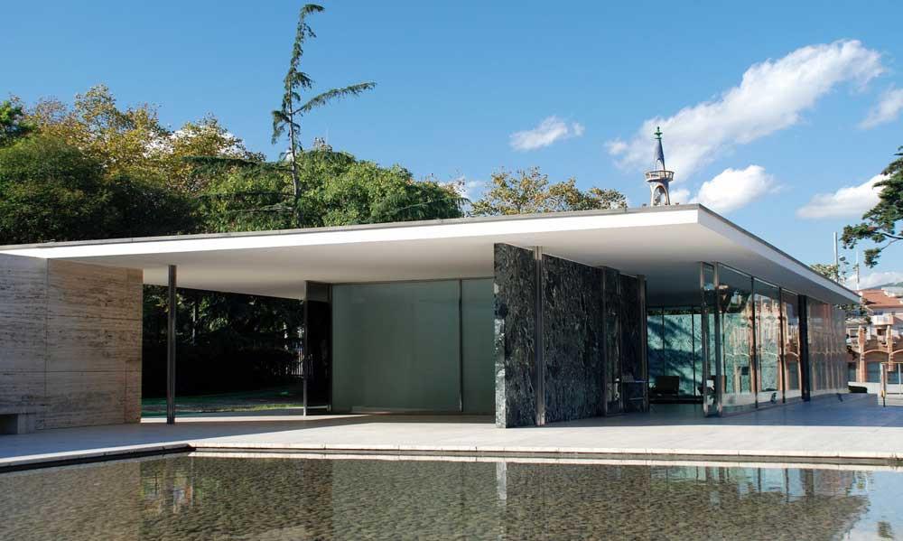 Barcelona Pavilion, Spain