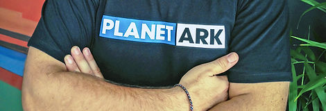 James Treble Ambassador for Planetark