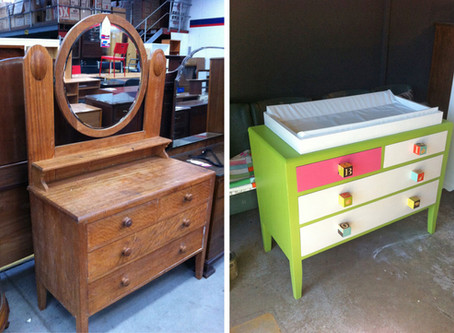 Up-cycling Furniture