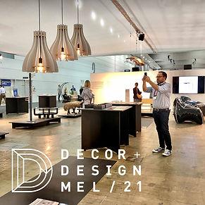 Vivid Design Competition at Decor + Design 21