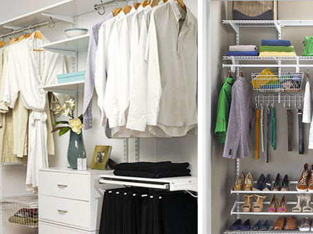 Clever Storage In The Bedroom