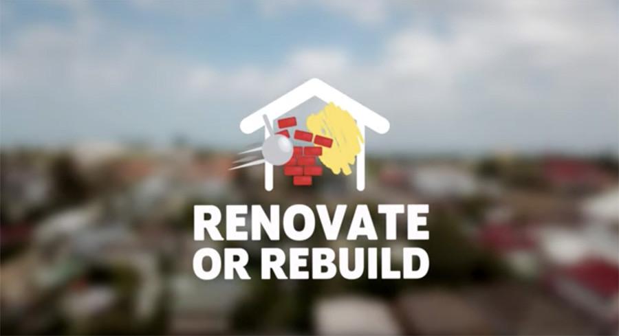 Renovate Or Rebuild ??