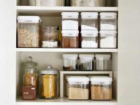 The Efficient Pantry