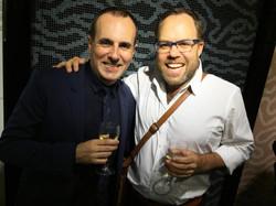 Greg Natale and James Treble
