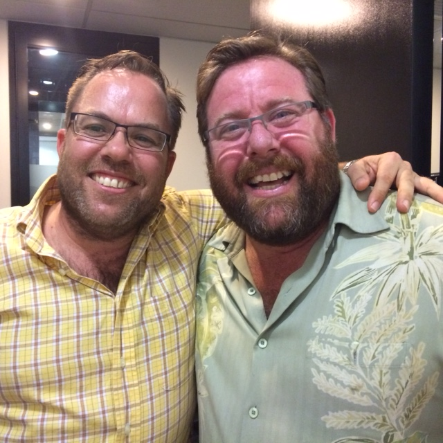 James Treble & Shane Jacobson
