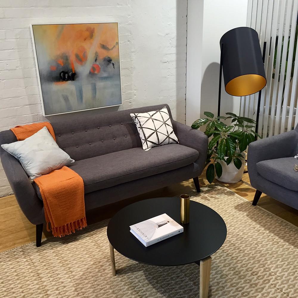 Designer James Treble United-Interiors Silla