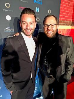 Designers Jason Grant & James Treble