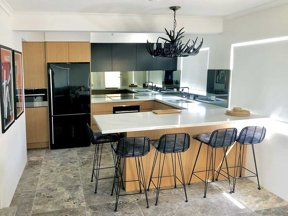 Clovelly Kitchen Renovation Designer James Treble
