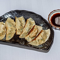 Vegetable Yaki Gyoza