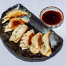 Homemade Age Gyoza