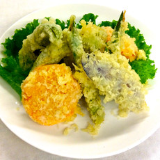 Vegetable Tempura $5.25