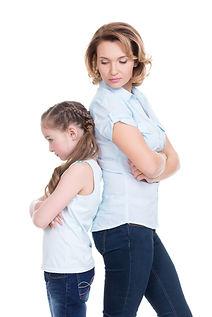 Parent Child conflict divorce