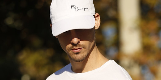 PSILY White Dad Hat