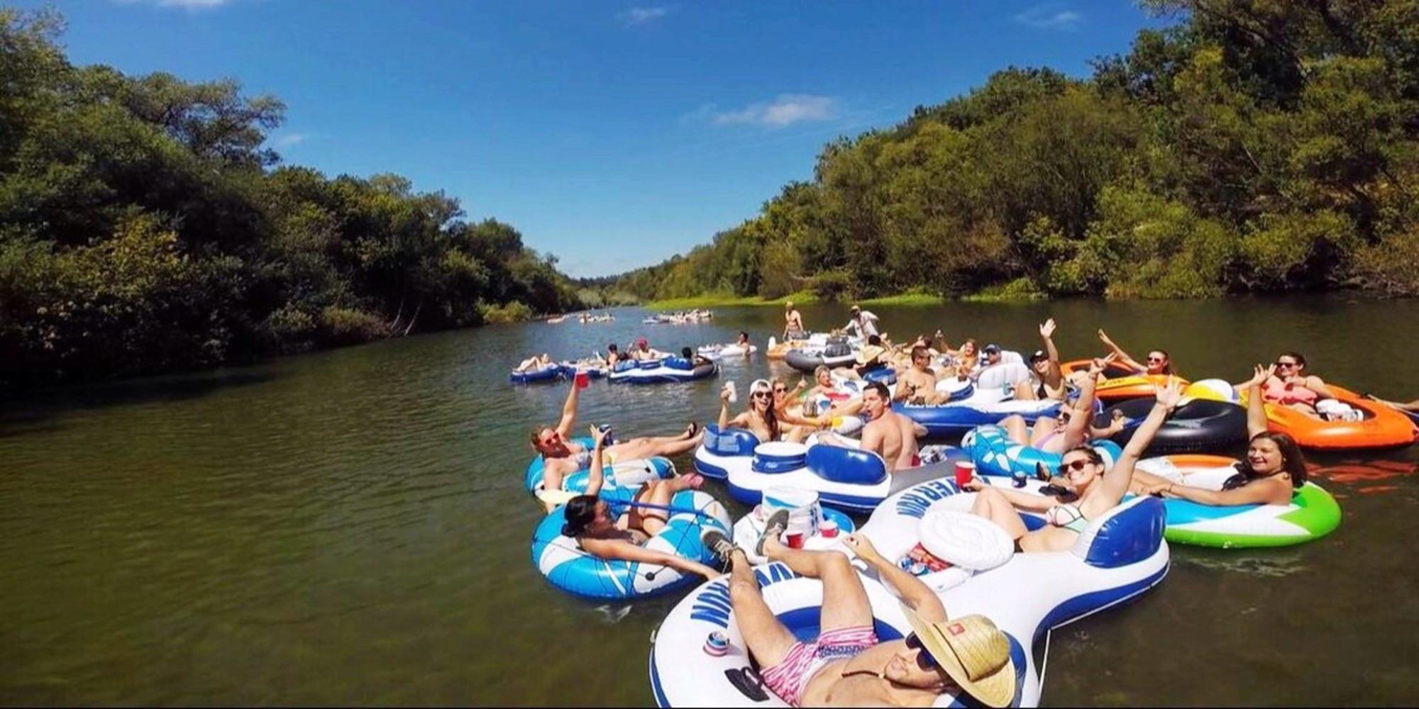 San Marcos River Float
