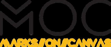 Marks on Canvas logo