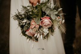 Elopement Bridal Bouquet