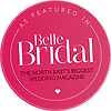 Belle Bridal featured wedding florist