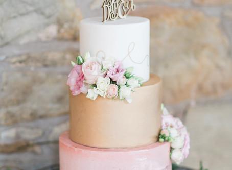 The Prettiest Barn Wedding at Doxford Barns - Northumberland!