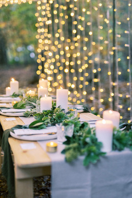 Rustic Woodland Wedding at Camp Katur Yorkshire