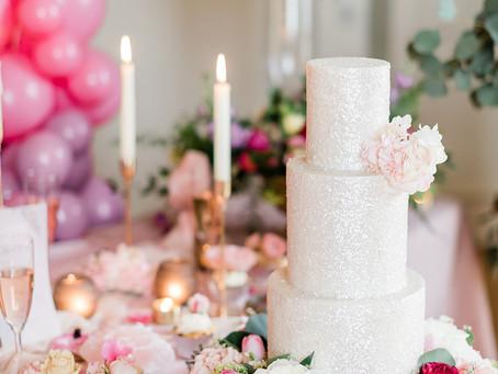 Wedding Cake Flowers - Yay or Nay?
