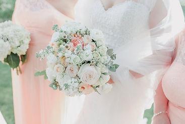 Wedding flowers northumberland newton hall wedding bride bouquet flowers