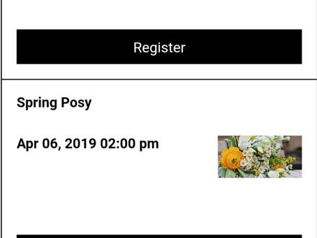 Flower Arranging Workshops / Classes - Newcastle
