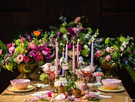 Luxury Wedding Inspiration!  Photoshoot at Yorkshire Wedding Venue The Hovels at Harewood House