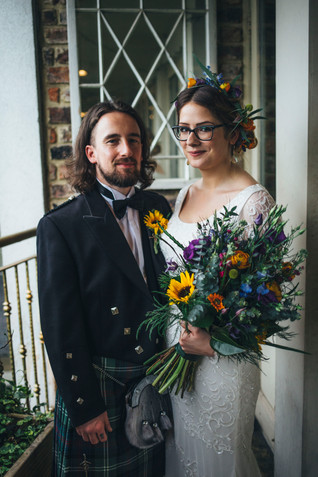 As You Like It Wedding in Newcastle