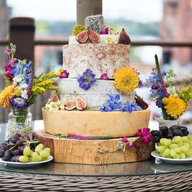 Cheese Stack Wedding 'cake' Hotel du Vin NEwcastle/