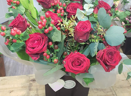 So, Why Do People Send Valentine's Flowers?