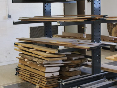 """What does JCDC Woodworks mean when they say, """"reclaimed wood""""?"""