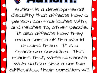 Autism Awareness and Social Distancing: How?