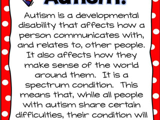 Autism Awareness and Social Distancing: How?