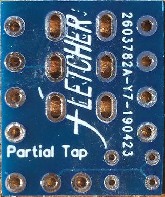 Partial Split PCB