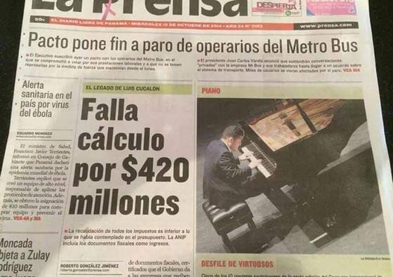 Panama PRESS