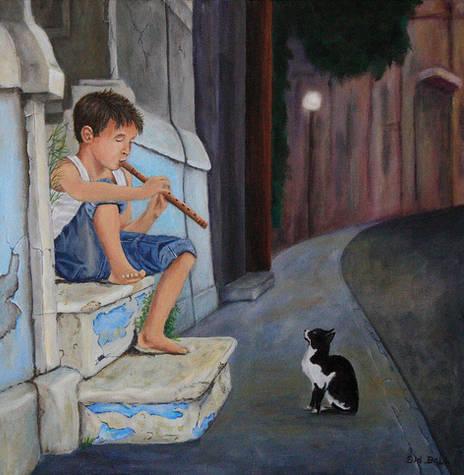 boy-playing-flute-for-cat-sid-ball.jpg