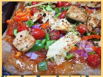 Gluten-Free, Vegan Sourdough Pizza Crust