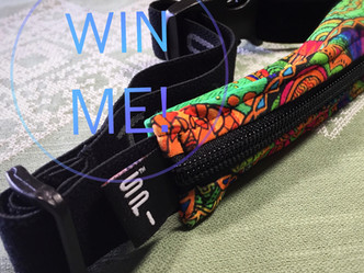 An amazing SPIbelt giveaway and a cautionary tale about my first ever marathon...