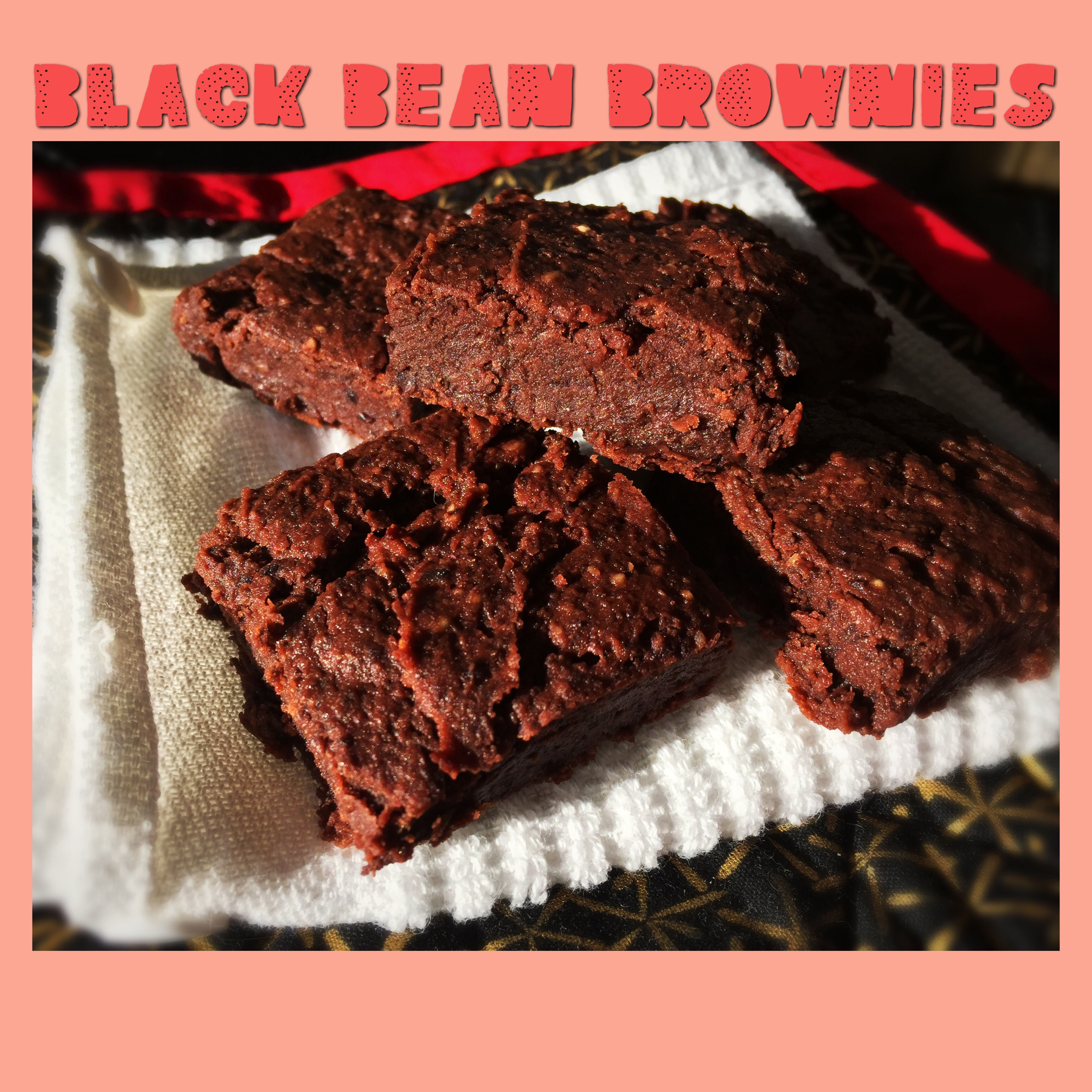 Black Bean Brownies!