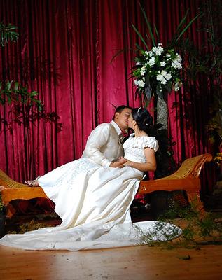 Wedding+at+Fiesta+Aurora+Pavilion+at+Mal