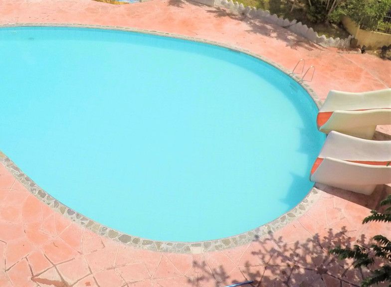 swimming pool 2 malamig park resort bula
