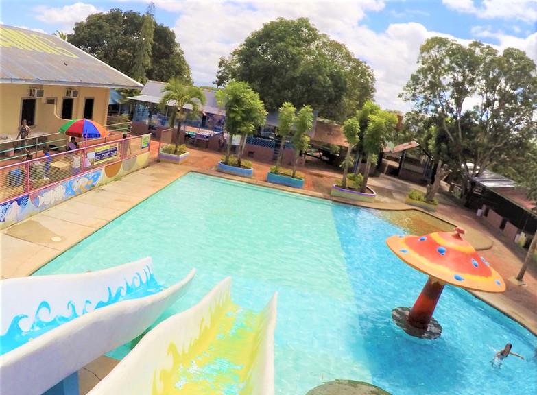 swimming pool malamig park resort bulaca