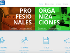 PEGAS CON SENTIDO - Rediseño web