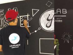 LABORATORIA - Lettering y mural informativo
