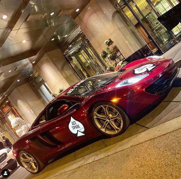 Ace Spade McLaren