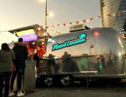 Planet Caravan Food Cart
