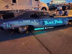 Black Pearl Jet Car